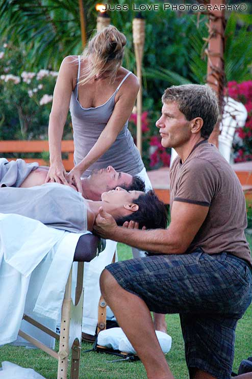 Oceanside Massage at Paia's Garden by Juss Love Ph