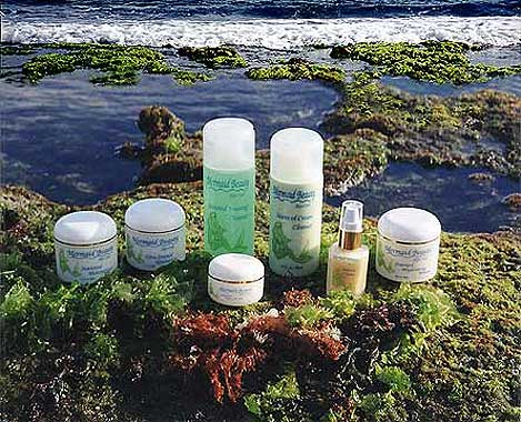 Mermaid Beauty Skin Care Products