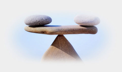Osteopathy is Balance